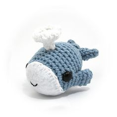 Whale - $4.00 by NeedleNoodles