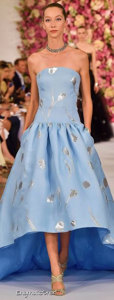Oscar de la Renta Spring Summer 2015 Ready-To-Wear