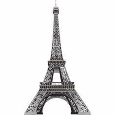 Eiffel Tower Peel & Stick Wall Decal