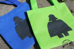 Star Wars Birthday Party- DIY Goody Bags Party Favor #Stencil