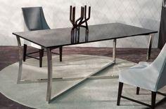 contemporary table AUSTIN La Fibule