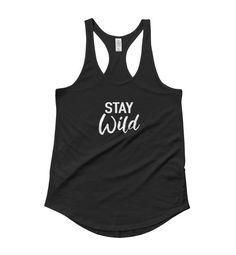 Stay Wild Tank Top