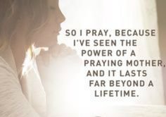How do we as Christian parents endure a broken heart in times of great distress with our child making very poor life decisions. Trust – Remember that God is all-knowing, in control, and has a plan and a purpose. Keep praying. Be persistent. Develop prayer partners. Keep pouring out your heart as a mother before the Lord.