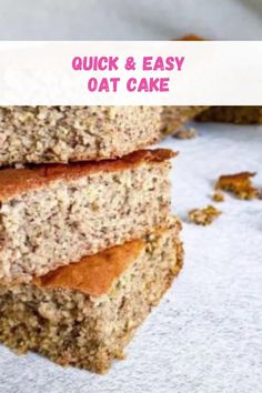 The Best Sugar-Free Oat Cake for Babies & Toddlers. #babyfood #babydessert #babyfoodideas #toddlerfood #toddlerdessert Baby Recipes, Baking Recipes, 8 Month Old Baby Food, Baby Meal Plan, Cake Preparation, Baby Breakfast, Healthy Baby Food, Dairy Free Options, Afternoon Snacks