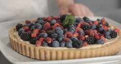 La crostata di frutta senza cottura è un dolce semplice, preparato con una base…
