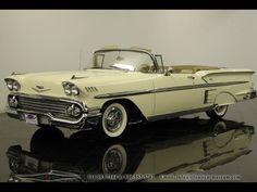Beautiful 58 Impala