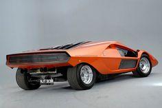 Lancia Stratos Zero (1971)
