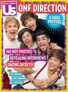 One Direction on US magazine