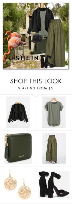 """shein-III-2"" by ane-twist ❤ liked on Polyvore featuring shein"