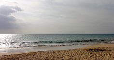 Makena beach - Maui (how my daughter got her name:)).  Her name means 'smiling happy one.'  Very fitting:)