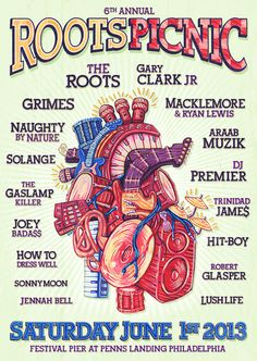 #CoSign: music is love + Hip Hop: #RootsPicnic. | the Revolution of FRESH...