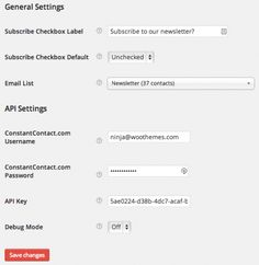 Build Your Constant Contact Email List with WooCommerce