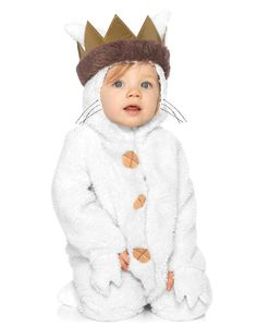 Where The Wild Things Are Max Baby Costume  http://www.spirithalloween.com/product/la-whre-wld-thngs-max-12-18m/?UTM_campaign=Search:SC:Max%20Where%20The%20Wild%20Things%20Are