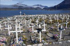 путешествия и прочее Кладбище в Гренландии