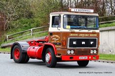 Vintage Trucks, Old Trucks, Old Lorries, Commercial Vehicle, Classic Trucks, British, Vehicles, 1960s, Cars