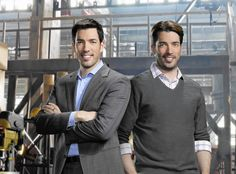 Drew Scott Of HGTV's 'Property Brothers' Is An Outlet Shopper - Hartford Courant