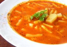 Thai Red Curry, Food And Drink, Soup, Meals, Baking, Ethnic Recipes, Hungarian Recipes, Meal, Bakken