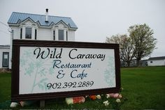 Wild Caraway Restaurant, Cafe & B, Advocate Harbour, NS