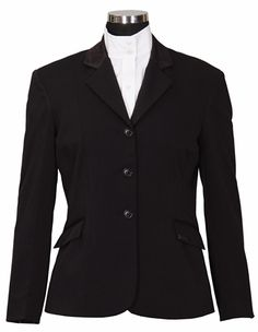 Paradise Farm and Tack� - Equine Couture Raleigh Show Coat, $99.95 (http://www.paradisefarmandtack.com/equine-couture-raleigh-show-coat/)