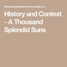 a thousand splendid suns reivew essay From love and hope to violence and loss in war-torn afghanistan, hosseini's a thousand splendid suns is a powerful read you won't be able to put this book down.