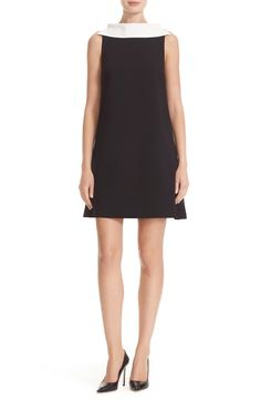 Alice   Olivia Bellini Shift Dress available at #Nordstrom
