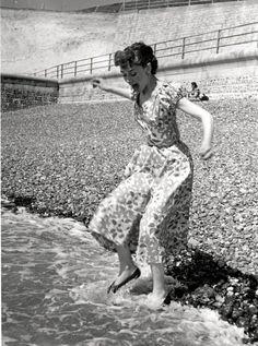 Audrey Hepburn. You've got to have fun