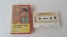 This item is unavailable Glen Campbell, My Etsy Shop, Country, Handmade Gifts, Check, Vintage, Kid Craft Gifts, Rural Area, Craft Gifts