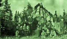 MI'KMAQ GROUP - NOVA SCOTIA , 1891