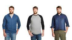 Plus Size Masculino - 13 Dicas de Moda http://ift.tt/2hZyO39