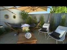 DIY: Coastal garden makeover part 4, Ep 42 (15.11.13) - YouTube