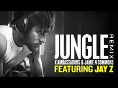 Jay Z + Beats by Dre Jungle Remix