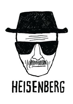 Have you seen this man? This tee is some fine product, man. The Blue Ice of t-shirts. If Walter White knew his way around a knitting factory the way he does a chemistry set, this t-shirt would be worthy of his name. This white 100% cotton Redwolf tee comes with a large black Heisenberg drawing print + Breaking Bad logo printed on the back. Heisenberg is available now on t-shirts and accessories on Redwolf.in