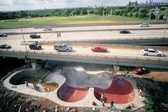 Image result for underground skatepark