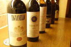 Best Tuscan wines? Life beyond Tignanello…