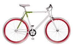 The Abagnale Pilot Bike!