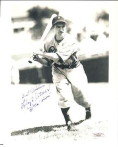 """Lloyd Waner HOF Pittsburgh Pirates Autographed 8x10 Photograph Phillies JSA COA . $150.00. Pittsburgh Pirates CFLloyd WanerMember of the Baseball Hall of FameHand Signed 8x10"""" Black White Photo.WONDERFUL AUTHENTIC FRED FLEIG BASEBALL COLLECTIBLE!!AUTOGRAPH AUTHENTICATED BY JAMES SPENCE AUTHENTICATION (JSA), ITEM COMES WITH NUMBEREDJSAAUTHENTICATION STICKER ON ITEM, AND MATCHING JSA CERTIFICATE OF AUTHENTICITY (COA).JSA COA#: G 95329"""