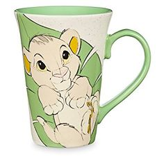 Disney Simba and Rafiki Mug Lion King Toys, Lion King Simba, Cute Coffee Mugs, Coffee Cups, Baby Simba, Disney Cups, Disney Disney, Disney Home Decor, Character Home