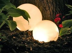 Set the Mood With Outdoor Lighting | Outdoor Spaces - Patio Ideas, Decks & Gardens | HGTV