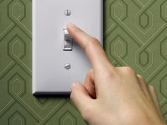 When was the last time you cleaned your light switch? Check out more dirty spots you've probably never cleaned >> http://www.diynetwork.com/made-and-remade/learn-it/have-you-cleaned-this-lately?soc=pinterest