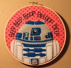 Oh, loveandasandwich, you bewitch my geeky heart. Gotta check out everyone's favorite protocol droid, too :) Let your geek flags fly!!