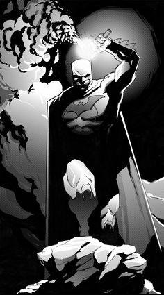 Batman - Cian Tormey