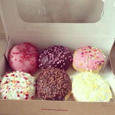 @paigelikes pinterest // donuts.