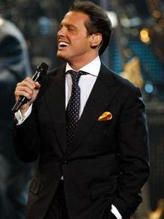 See Luis Miguel in Concert