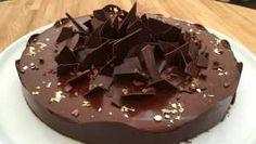 Den store Bagedyst - Chokoladetærte a la Cortés