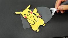 Pancake Art - Pikachu (Pokemon) by Tiger Tomato