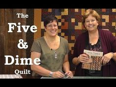 The Clever Five & Dime Quilt Looks So Great, And It's So Simple! – Crafty House