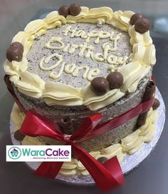Black Forest Cake delivery in Abuja today. Taking orders 08146274960 | 08182359903 | www.waracake.com #blackforest #abuja