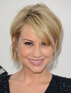 Over 40 Hairstyles With Bangs | Blonde Short Layered Hairstyles 2013 | Popular Haircuts