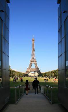 Champs de Mars #France #Paris #city