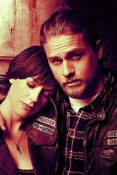 Sons of anarchy Jax & Tara